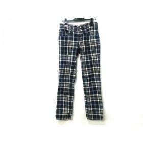 【中古】 リーバイス LEVI'S パンツ サイズ29 ユニセックス ネイビー マルチ