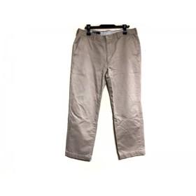 【中古】 ポロラルフローレン POLObyRalphLauren パンツ サイズ36 S メンズ グレー
