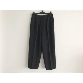 【中古】 ロッサ ROSSA パンツ サイズ46 XL レディース 黒