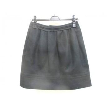 【中古】 イエナ IENA スカート サイズ36 S レディース 黒
