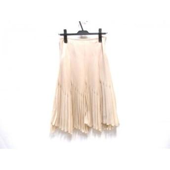 【中古】 ブリジット BRIGITTE スカート サイズ9 M レディース パール
