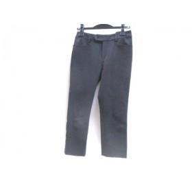 【中古】 ルスーク Le souk パンツ サイズ36 S レディース ダークグレイ