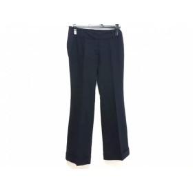 【中古】 ドゥーズィエム DEUXIEME CLASSE パンツ サイズ36 S レディース ダークネイビー