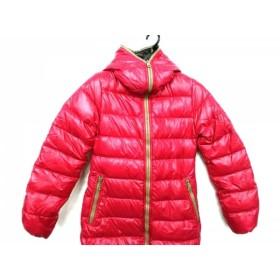 【中古】 デュベティカ DUVETICA ダウンコート サイズ38 S レディース 美品 ACE ピンク 冬物
