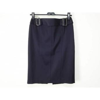 【中古】 ピンキー&ダイアン Pinky & Dianne スカート サイズ38 M レディース 黒