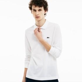 スリムフィットポロシャツ (長袖)