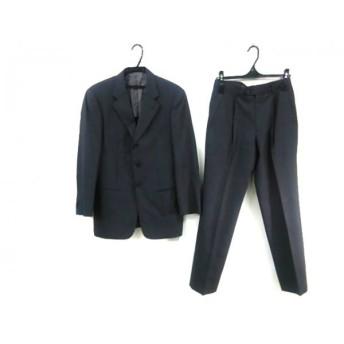 【中古】 アレグリ allegri シングルスーツ サイズ46R メンズ ダークグレー