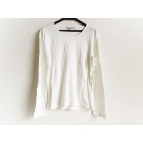 【中古】 ウーヨンミ WOOYOUNGMI 長袖Tシャツ サイズ46 XL レディース アイボリー