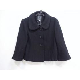 【中古】 シンシアローリー CYNTHIA ROWLEY ジャケット サイズ3 L レディース 黒