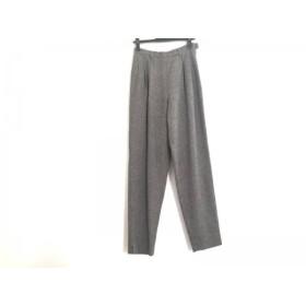 【中古】 ミエコウエサコ M・U・ SPORTS パンツ サイズ42 L レディース ダークグレー