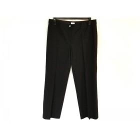 【中古】 アルマーニコレッツォーニ ARMANICOLLEZIONI パンツ サイズ44 L レディース 黒