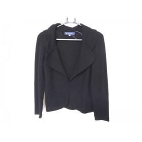 【中古】 エムズグレイシー M'S GRACY ジャケット サイズ42 L レディース 美品 黒