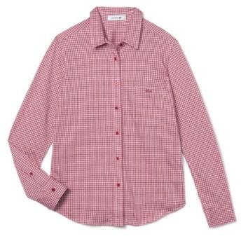 ギンガムチェック シャツ (長袖)