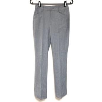 【中古】 ビースリー B3 B-THREE パンツ サイズ30 XS レディース グレー