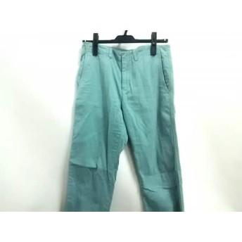 【中古】 ポロラルフローレン POLObyRalphLauren パンツ サイズ2 S レディース ブルー