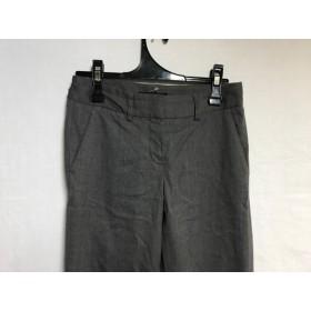 【中古】 セオリー theory パンツ サイズX0 XL レディース グレー