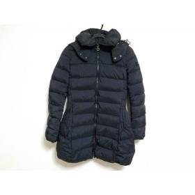 【中古】 タトラス TATRAS ダウンコート サイズ2 M レディース サブリナ LTA15A4393 黒 冬物