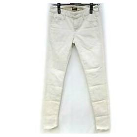 【中古】 マザー mother パンツ サイズ27 M レディース アイボリー