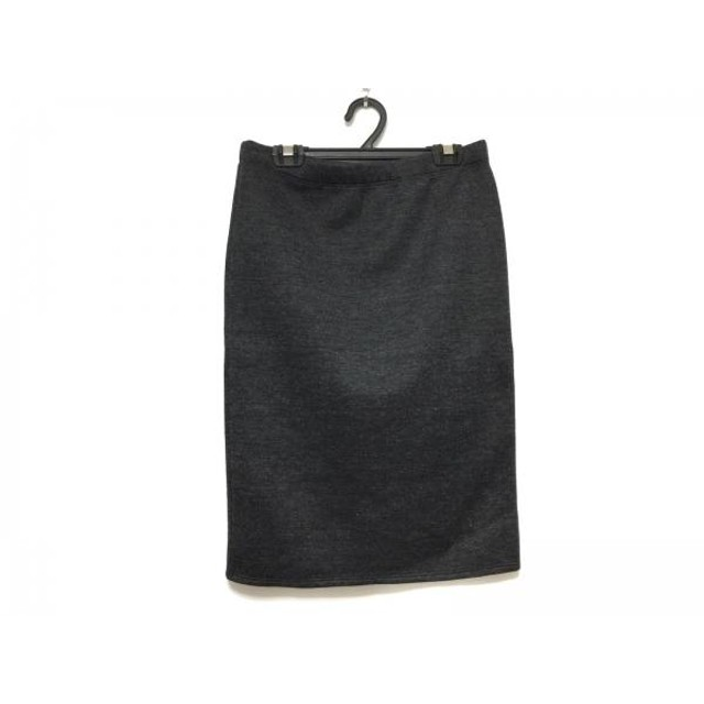 【中古】 ミューズデドゥーズィエムクラス スカート サイズ36 S レディース ダークグレー