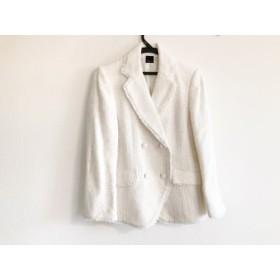 【中古】 レーシーラディアント racy radiant ジャケット サイズM レディース 美品 白