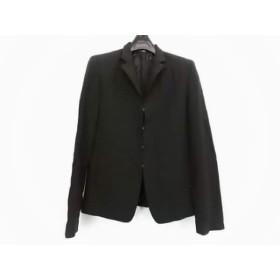 【中古】 コムサデモード COMME CA DU MODE ジャケット サイズM レディース 黒