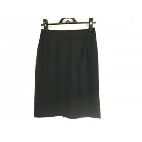 【中古】 イマジナチオーネ I.M.G.N(IMAGINAZIONE) スカート サイズ9 M レディース 黒