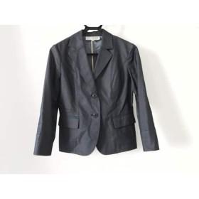 【中古】 ヴァンドゥ オクトーブル 22OCTOBRE ジャケット サイズ36 S レディース ネイビー 春・秋物
