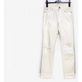 【中古】 ステラマッカートニー stellamccartney パンツ サイズ24 レディース 白