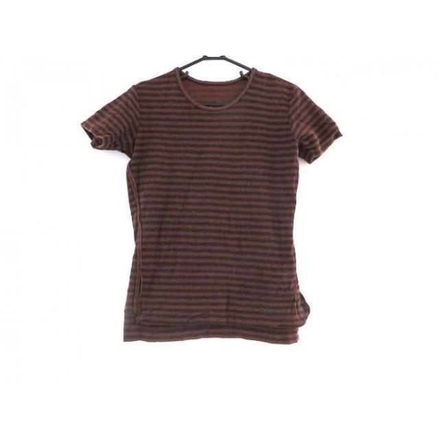 【中古】 ワイズ Y's 長袖カットソー サイズ3 L レディース ブラウン 黒
