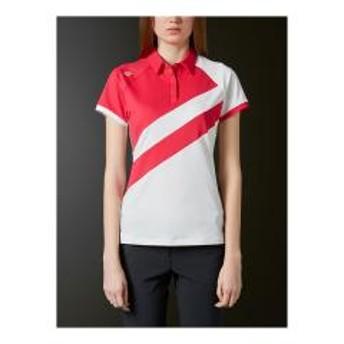 【SALE】DESCENTE GOLF(デサントゴルフ)ショートスリーブシャツ(19SS)DGWNJA03※返品交換不可※