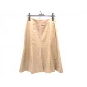 【中古】 メルローズ MELROSE スカート サイズ4 XL レディース ブラウン