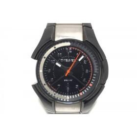 【中古】 ディーゼル DIESEL 腕時計 DZ-1137 メンズ 黒