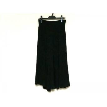 【中古】 ジェームスパース JAMES PERSE スカート サイズ1 S レディース 黒