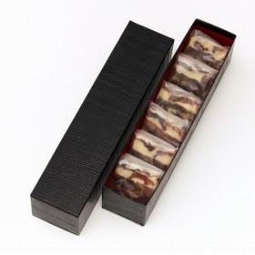 京洋菓子司 一善や 干柿と胡桃と無花果のミルフィーユ
