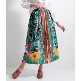 【セール開催中】ANAP(アナップ)スシボイルフラワーギャザースカート