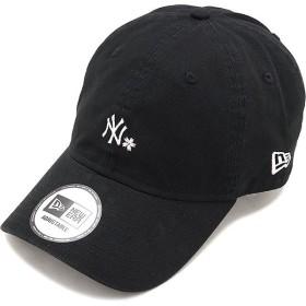 ニューエラ NEWERA 桜 ニューヨーク・ヤンキース 9THIRTY NY SAKURA キャップ 帽子 クロスストラップ NEW ERA BLACK ブラック系  12018992 SS19