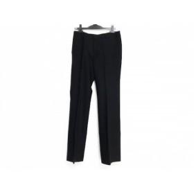 【中古】 アマカ AMACA パンツ サイズ40 M レディース 黒