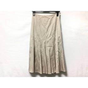 【中古】 ソニアリキエル SONIARYKIEL スカート サイズ40 M レディース アイボリー