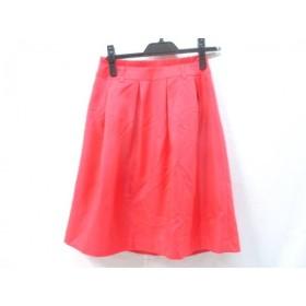 【中古】 ロペ ROPE スカート サイズ36 S レディース ピンク