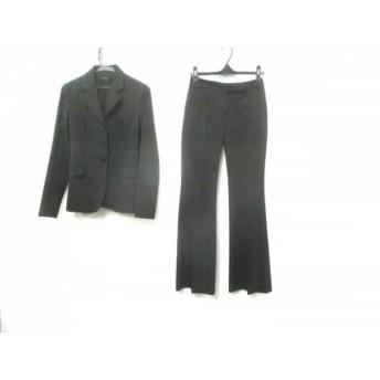【中古】 セオリー theory レディースパンツスーツ サイズ2 S レディース 黒