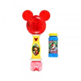 トイザらス限定 <ディズニー>ミッキーマウス ライト&サウンドバブルワンド