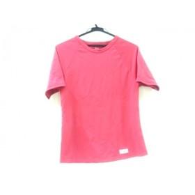 【中古】 プロモンテ PUROMONTE 半袖Tシャツ サイズL L レディース ピンク