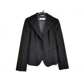 【中古】 マックスマーラ Max Mara ジャケット サイズ38 S レディース 美品 黒