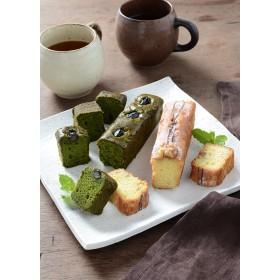 京洋菓子司 一善や 【北白川夫人】抹茶とメイプル