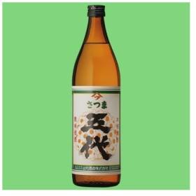 さつま五代 芋焼酎 25度 900ml(●1)(2)