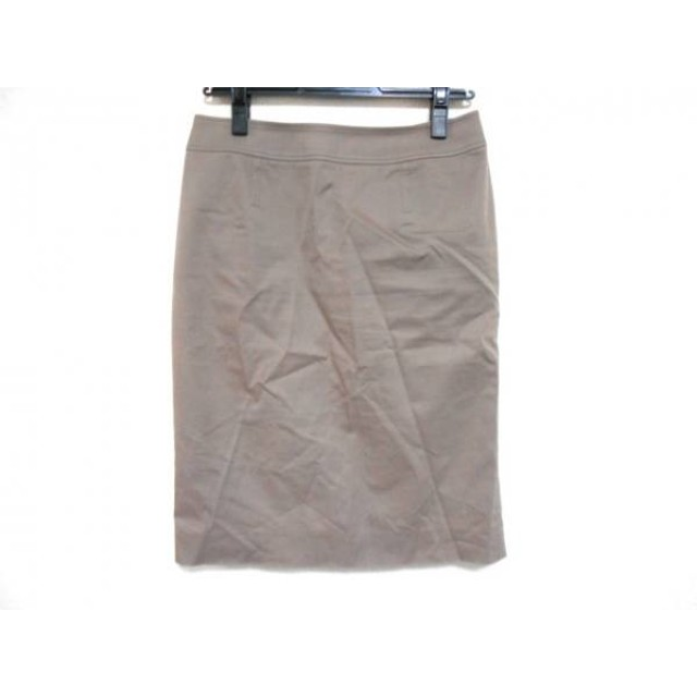 【中古】 バーバリーロンドン Burberry LONDON スカート サイズ40 L レディース ブラウン