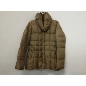 【中古】 スピック&スパン Spick & Span ダウンジャケット サイズ36 S レディース ブラウン 冬物