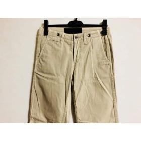 【中古】 シンゾーン Shinzone パンツ サイズ36 S レディース ベージュ