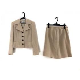 【中古】 フォクシー FOXEY スカートスーツ サイズ38 M レディース アイボリー