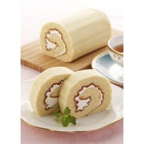 えちご三四郎 えちご三四郎の地鶏たまごで作ったロールケーキ(2本)